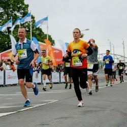 The 26th Lattelecom Riga Marathon - Mikus Salcēvičs (3874), Sintija Langenfelde (5767)