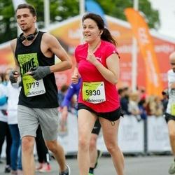 The 26th Lattelecom Riga Marathon - Līga Šustere (5830)