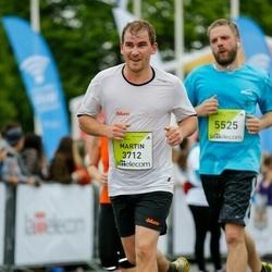 The 26th Lattelecom Riga Marathon - Martin Fink (3712)
