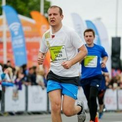 The 26th Lattelecom Riga Marathon - Ervīns Maļinovskis (3429)