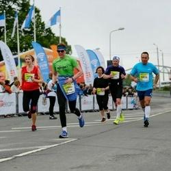 The 26th Lattelecom Riga Marathon - Sirkku Paukkunen (3746), Arvīds Siliņš (5526)