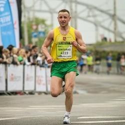 The 26th Lattelecom Riga Marathon - Gintaras Andruska (4223)