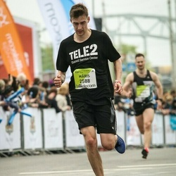 The 26th Lattelecom Riga Marathon - Māris Veismanis (2588)