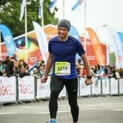 The 26th Lattelecom Riga Marathon - Dmitri Smorodin (6219)