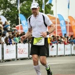 The 26th Lattelecom Riga Marathon - Sandis Svarinskis (2567)