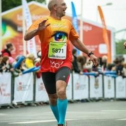 The 26th Lattelecom Riga Marathon - Agris Veipāns (5871)