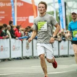 The 26th Lattelecom Riga Marathon - Alvis Eindorfs (4016)