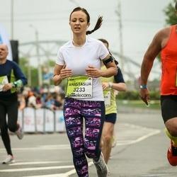 The 26th Lattelecom Riga Marathon - Anastasija Oļeiņika (3233)