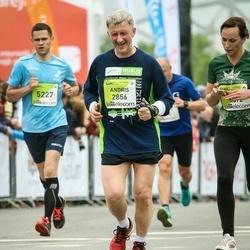 The 26th Lattelecom Riga Marathon - Andris Krastiņš (2856), Andris Petrovs (5227)