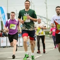 The 26th Lattelecom Riga Marathon - Francis Bak (238), Mārtiņš Ranka (4712)
