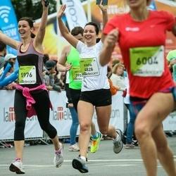 The 26th Lattelecom Riga Marathon - Agita Grantiņa (4828), Aija Jekševica (5976)