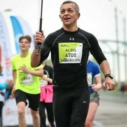 The 26th Lattelecom Riga Marathon - Algis Gabalis (4700)
