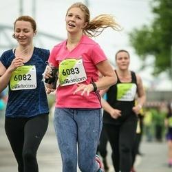 The 26th Lattelecom Riga Marathon - Anfisa Tukhvatullina (6082), Valerija Kovesnikova (6083)