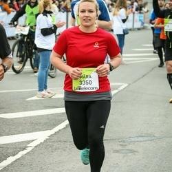 The 26th Lattelecom Riga Marathon - Māra Beļauniece (3350)