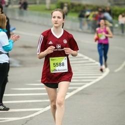The 26th Lattelecom Riga Marathon - Evita Ragovska (5588)