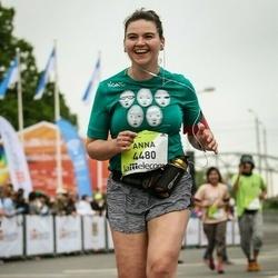 The 26th Lattelecom Riga Marathon - Anna Litwa (4480)