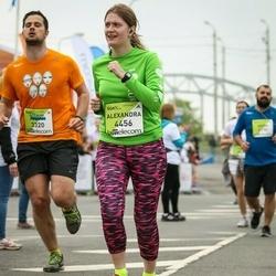 The 26th Lattelecom Riga Marathon - Julian Vivell (3320), Alexandra Davydova (4456)