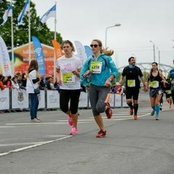 The 26th Lattelecom Riga Marathon - Ginta Kravale (3420), Ilze Bertāne (6378)