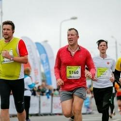 The 26th Lattelecom Riga Marathon - Eduards Šļaukstiņš (5160)