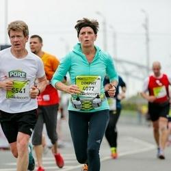 The 26th Lattelecom Riga Marathon - Dimphy Aarts (4077)
