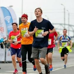 The 26th Lattelecom Riga Marathon - Mārtiņš Bisters (5405)