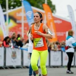 The 26th Lattelecom Riga Marathon - Kristīne Švekere (3404)