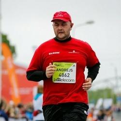 The 26th Lattelecom Riga Marathon - Andrejs Ivanovs (4862)