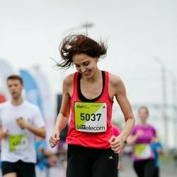 The 26th Lattelecom Riga Marathon - Alīna Kozlovska (5037)