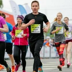 The 26th Lattelecom Riga Marathon - Helmuts Razdovskis (4407)