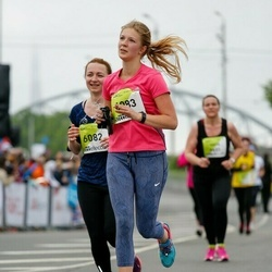 The 26th Lattelecom Riga Marathon - Valerija Kovesnikova (6083)