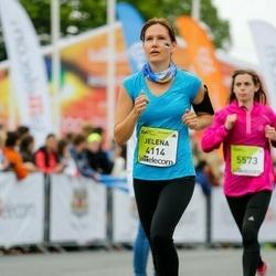 The 26th Lattelecom Riga Marathon - Jelena Pidvysotskiy (4114)