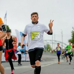 The 26th Lattelecom Riga Marathon - Eduards Toms (3276)