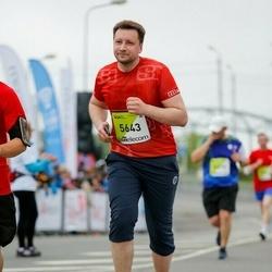 The 26th Lattelecom Riga Marathon - Jurijs Timoņins (5643)