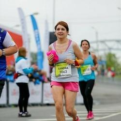 The 26th Lattelecom Riga Marathon - Sandra Bičkovaitė (3063)
