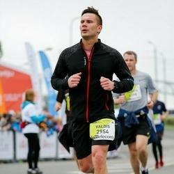 The 26th Lattelecom Riga Marathon - Valdis Vikmanis (2954)