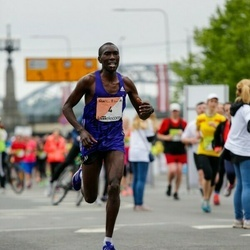 The 26th Lattelecom Riga Marathon - Charles Wachira Maina (4)