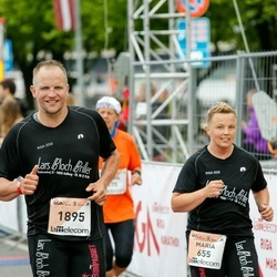 The 26th Lattelecom Riga Marathon - Maria Hedegaard (655), Søren Klinsmann (1895)