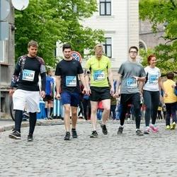 The 26th Lattelecom Riga Marathon - Liene Briede (10899), Normunds Kronbergs (11428), Kārlis Rozenbergs (12572), Mārcis Megnis (12573), Rihards Megnis (12577)