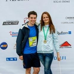 The 26th Lattelecom Riga Marathon - Toms Cirvelis (2889)