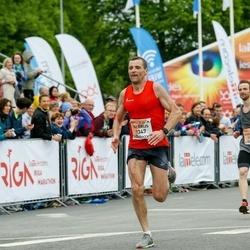 The 26th Lattelecom Riga Marathon - Valērijs Šakelis (1347)