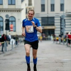The 26th Lattelecom Riga Marathon - Mats Tuomela (776)