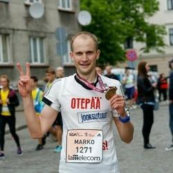 The 26th Lattelecom Riga Marathon - Marko Teder (1271)