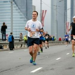 The 26th Lattelecom Riga Marathon - Anton Kvasnov (758)