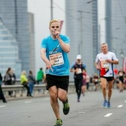 The 26th Lattelecom Riga Marathon - Vladislav Strzhelchik (849)