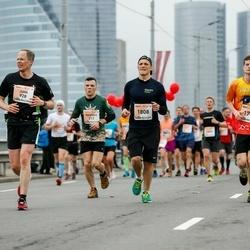 The 26th Lattelecom Riga Marathon - Juha Koponen (928), Jānis Gavars (1808)