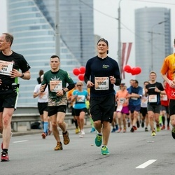 The 26th Lattelecom Riga Marathon - Ojārs Gobiņš (1743), Jānis Gavars (1808)