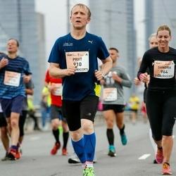 The 26th Lattelecom Riga Marathon - Priit Melnik (910)