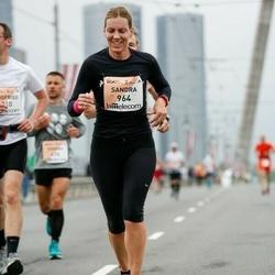 The 26th Lattelecom Riga Marathon - Sandra Marinilli (964)