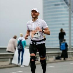 The 26th Lattelecom Riga Marathon - Andris Rēders (1917)