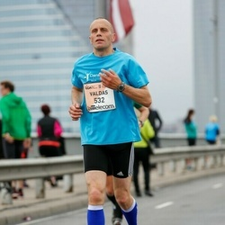 The 26th Lattelecom Riga Marathon - Valdas Jasonas (532)